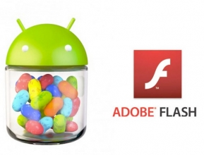 Flash Player for Android Jelly Bean 4.1
