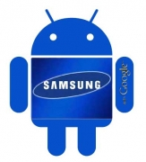 Android, Sprint and Samsung market shares on the rise.