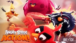 Angry Birds Action 2.0.1 Mod Apk With unlimited coins and money
