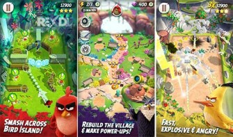 Angry Birds Action 2.0.3 Mod Apk With unlimited coins and money