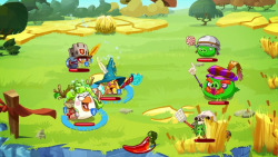 Download Angry Birds Epic on PC running Windows XP, 7, 8 or Vista.