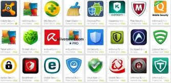 Top 5 Antivirus for latest Samsung Galaxy S6, Galaxy S6 Edge & Note 4. [2015]