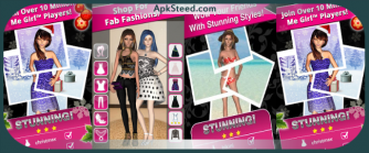 Style Me Girl: Free 3D Dressup Mod Apk