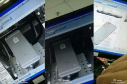 iPhone 6 alleged images surfaced on Web, shows full metal housing.