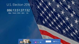 Download 2016 Election App for Android and iOS.