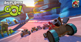 Download Angry Birds Go 1.6.3 for Windows XP/7/8 [ Updated PC version February 2015]
