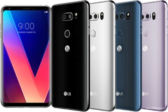 Top 12 Best Antivirus for LG V30 September 2017