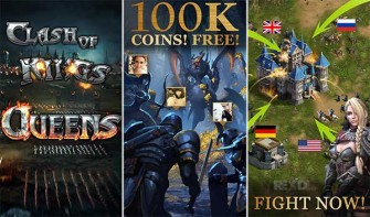 Clash of Queens : Dragon Rise v1.8.5 Mod Apk with Unlimited Money and coins.