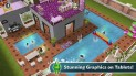 The Sims FreePlay Mod Apk v5.14.1 with unlimited simoleons.