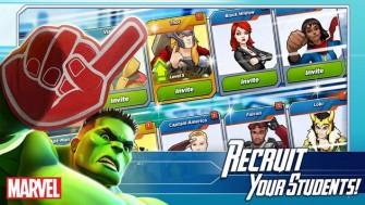 MARVEL Avengers Academy v 1.4.0 Mod Apk