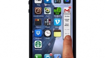 Another iOS 7 concept video shows up with cool new Features.