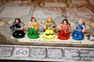"""""""Lords Of Waterdeep"""" Mobile App Review."""
