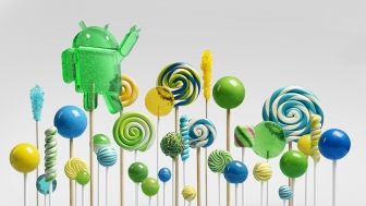 Top 7 HD Android Lollipop Wallpapers here.