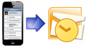How to Export contacts from iPhone to Outlook.