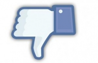 How to Post Unlike or thumbs down Emoticon in chat or comments on Facebook.