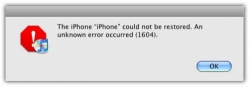 How To Fix iTunes Error (1604,1600, 1601 and 1602).