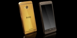 """New HTC One """"Gold Edition"""" going for pre-order by Gold genie"""