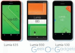Nokia ready to announce Lumia 530, leaked images and specs.