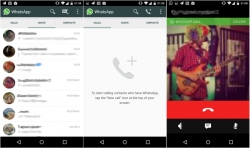 Download WhatsApp 2.11.561 APK for Android featured with Live Calling [ Direct link ]
