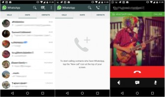 WhatsApp v2.16.133 Apk with latest updated UI.