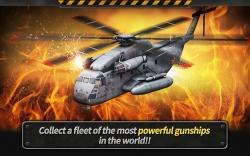 Gunship Battle: Helicopter 3D v2.4.10 Mod Apk with unlimited money hack.