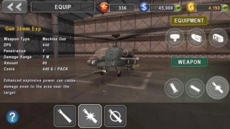 Gunship Battle: Helicopter 3D v2.3.91 Mod Apk with unlimited money hack.