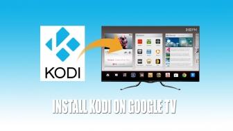 How to Install Kodi on Samsung and LG Smart TV