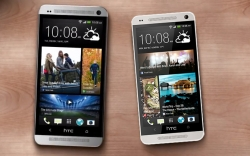 Official HTC twitter account teases HTC One mini smartphone to be released tomorrow.