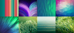 Download HTC One M8 Stock Wallpapers here.