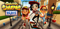 Subway Surfers Paris Hack v1.26.0 With unlimited coins and keys. [ July 2014]