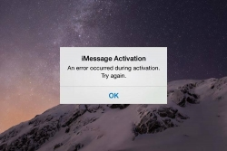 """Fix iMessage """"Waiting for Activation"""" Error on iPhone"""