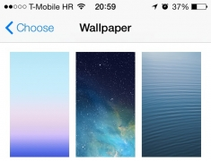 Download 10 best iOS7  HD Leaked Wallpapers for iPhone 5 and iPod Touch 5th Gen.