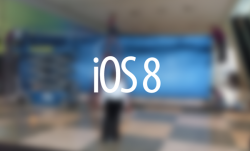 Official iOS 8 logo reveled today.