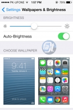 How to Increase battery life in iOS 7 by optimizing it.
