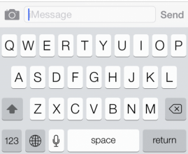 How to fix iPhone 4 Keyboard Lag issue on iOS 7.
