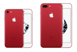 Apple to release Red iPhone 7 on March 24th.