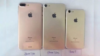 iPhone 7, iPhone 7 Plus, iPhone 7 Pro might be the next smartphone by Apple.