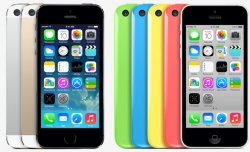 What is the Basic Difference Between iPhone 5C and iPhone 5S