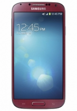 Samsung Galaxy S4 come up in new Aurora Red & Arctic Blue colors, Heads for AT&T.