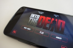 Into The Dead is one of the best Zombie games for Android.