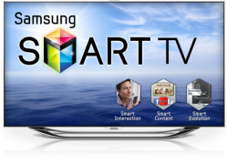 Smart TV sales increased in United States.
