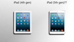 The iPad 5 Could Be 25% more lighter and 15% more Slimer.