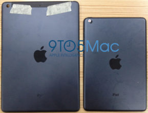 5th generation iPad images leaked on the web