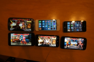 Samsung aims to ship 500 million phones in 2013.