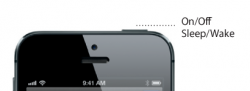 Apple ready to fix Broken iPhone 5 sleep or wake button for free.
