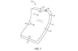 Apple already has a patent pointing to future iPhones with curved screen