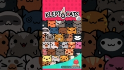 KleptoCats mod apk v4.2 with unlimited coins and money hack.
