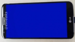 Google Nexus 5 image leaked showing LG Logo.