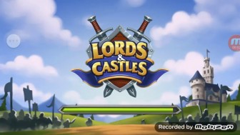 Lords & Castles v1.18 mod Apk with the unlimited money and coins.