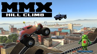 MMX Hill Climb 1.0.2254 Mod Apk (Unlimited money and coins)